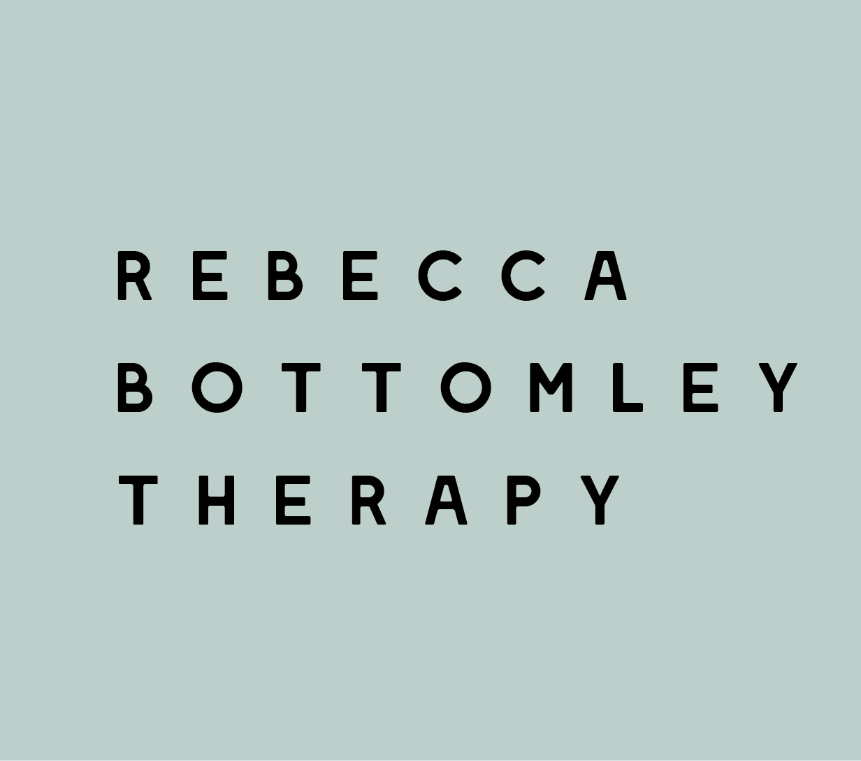 Rebecca Bottomley Therapy